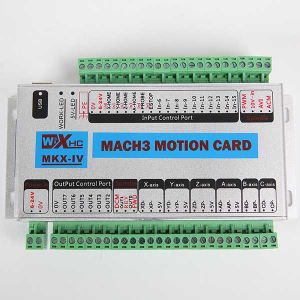 China Frequency 2000kHz 6 Axis Xhc Mach3 Motion Control Card 6 Axis