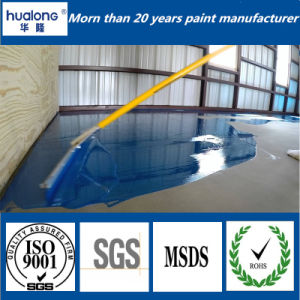 Hualong Self Leveling Epoxy Floor Paint pictures & photos
