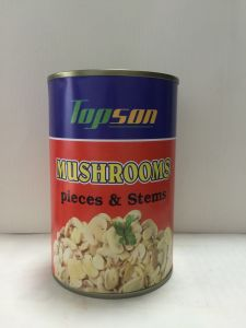 Highly Delicious Canned Mushrooms in Glass Bottle pictures & photos