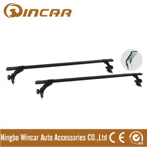 Universal Car Roof Luggage Rack for Rain Gutter