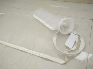 Nylon Material of Bag and Liquid Filter Usage Nylon Nut Milk Filter Bag pictures & photos