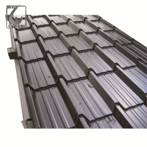 Best Selling SGCC Grade Galvanized Corrugated Roofing Sheet pictures & photos
