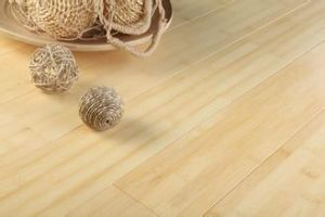 Natural Horizontal Bamboo Flooring UV Lacquer pictures & photos