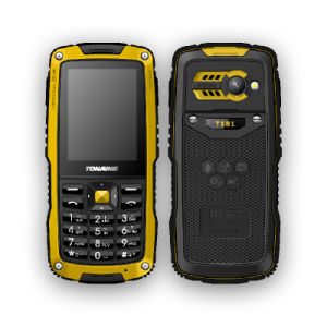 Rugged Waterproof Mobile Phone with 2.4 Inch Screen