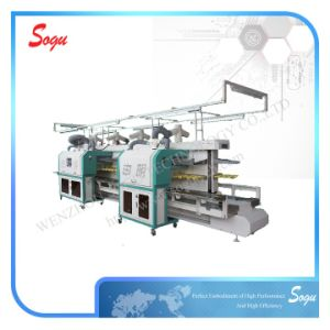 Near Infrared Group Type Production Line-Shoe Machine pictures & photos