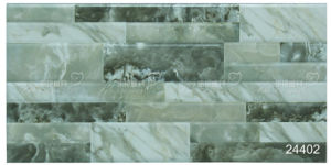 Ceramic 3D Stone Wall Tile for Decoration (200X400mm)