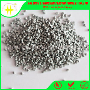 Grey Color Masterbatch Plastic Material Used for Plastic Bags