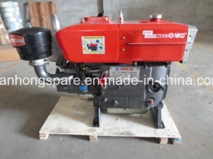 Model No. Zs1115 4- Stroke Single Cylinder Diesel Engine pictures & photos