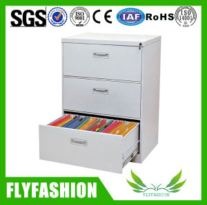 Three Drawer Cabinet Steel File Cabinet (ST-17) pictures & photos