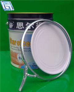 White Oil Metal Drum for Oil/Paint/Coating