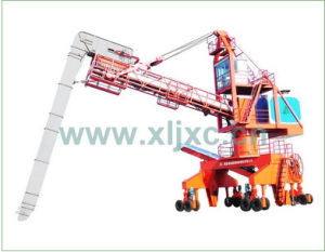 The Chinese Movable Port Unloading Machine (XJY50) pictures & photos