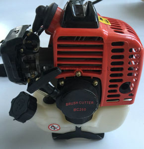 25.4cc 2stroke High Efficiency Petrol Brush Cutter Bc260 pictures & photos