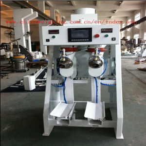 The Double Helix Gypsum Drilling Valve Bag Filling Machine pictures & photos