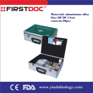OEM Production Medical Supply First Aid Kit First Aid Boxes pictures & photos