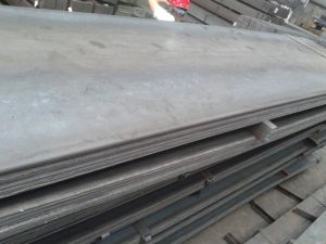 Steel Construction Factory Building Galvnized or Ms Steel Plate pictures & photos