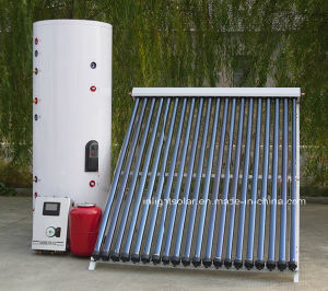 Split Pressurized Solar Water Heater with Double Coil pictures & photos