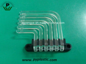 Transparent PC material LED Light Guide Pipe