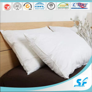 Fashion Design 30% Goose Down Pillow for Hotel/Home Use pictures & photos