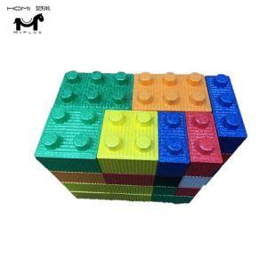 Custom-Made EPP Foam Educational Soft Building Block Kids Toy