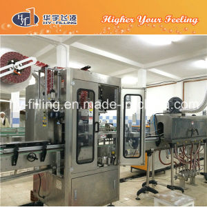 PVC Sleeving Shrink Labeling Machine pictures & photos