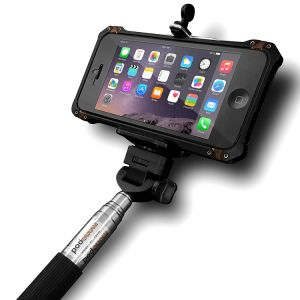 All-in-1 Torch Power Bank Remote Shutter Bluetooth Selfie Stick pictures & photos