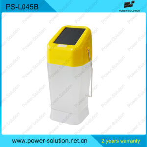 Factory Direct Sale Portable Solar LED Torch for Home Lighting pictures & photos