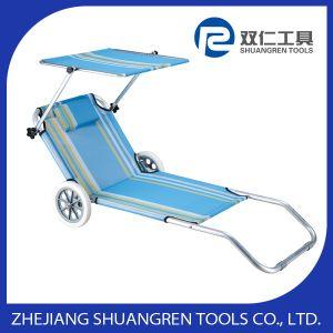 ae3242e2d32 China Folding Canopy Beach Chair with Wheels - China Beach Chair ...
