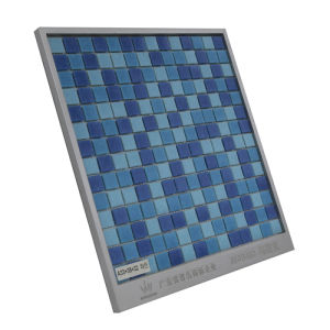 Mosaic Blue Mix for Swimming Pool Tile pictures & photos