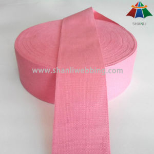 Wholesale Natural Eco-Friendly Pure Cotton Webbing