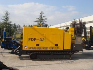 Horizontal Directional Trenchless Drilling Rig (FDP-32) pictures & photos