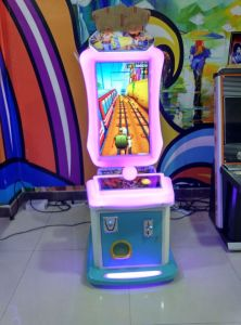 Arcade Game Machine Subway Parkour for Sale pictures & photos