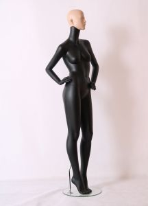 ODM Fashion Female Mannequin with Exchengeable Heads 1116