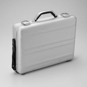 Professional Black Heavy Duty Aluminum Laptop Computer Carrying Storage Case pictures & photos