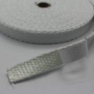 High Temperature Heat Resistant Thermal Insulating Fiberglass Tape with Adhesive pictures & photos