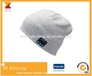 Bluetooth Hats Winter Warm Wireless Bluetooth Music Caps Manufacturers