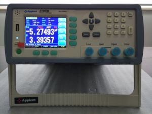 10Hz-300kHz Precision Digital Lcr Meter for Production Line (AT2818) pictures & photos