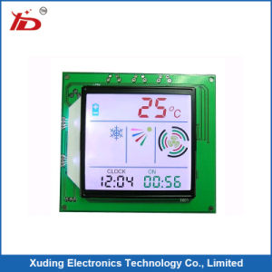 Va Customized LCD Display Blue Letter LCD Module pictures & photos