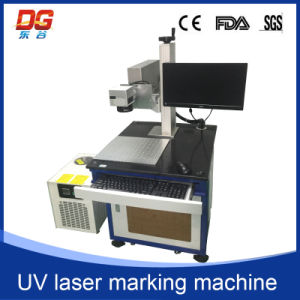 High Quality 3W UV Laser Marking Engraving Machine for Glass pictures & photos