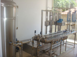 Volumetric Water Meter Test Bench pictures & photos