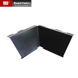 Sheet Metal Fabrication Steel Bending Corner Bracket