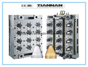 Plastic Bottle Preform Mould with Hot Runner pictures & photos
