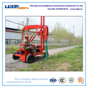 Mini Excavator Pile Driver Fence Piling Machine Good Quality on Sale