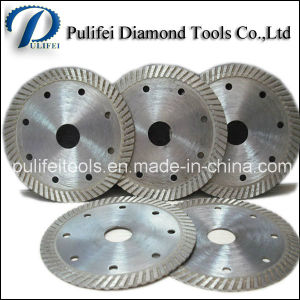 Flush Cut Diamond Circle Saw Blade for Marble Granite Cutting