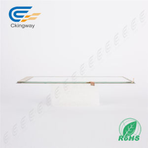 "6.95"" 4 Wire Resistive Touch Screen Glass pictures & photos"