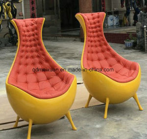 FRP Store Soft Package Recreational Chair Manufacturers Glass Fiber Reinforced Plastic Chair Glass Fiber Reinforced Plastic Chair (M-X3785) pictures & photos