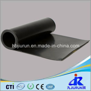 4mm Thickness Black FKM Viton Rubber Sheet for Industry pictures & photos