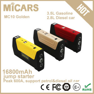 OEM 12V Jump Starter Multi Function Mini Jump Starter Power Bank