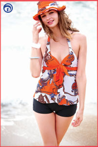 Newest Fashion Sexy Flower Bikini Swimwear Swimsuit