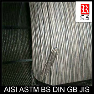 New Products Looking for Galvanized Steel Wire Strand (SGS ISO9001)