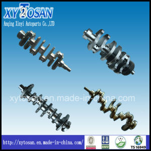 Crankshaft for Mercedes-Benz Om366 pictures & photos